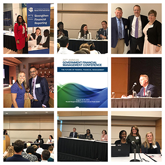 conference collage photo